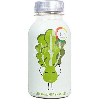 DFRUIT Zumo puro de verduras  botella de 250 ml