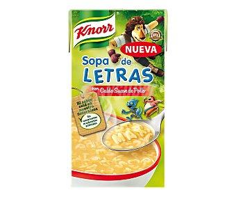 Knorr Sopa de Letras 508g