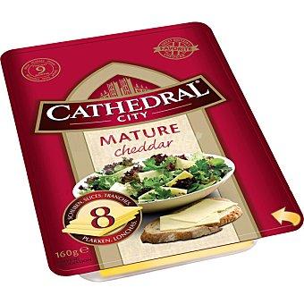 CATHEDRAL CITY Cheddar en lonchas  8 unidades (150 g)