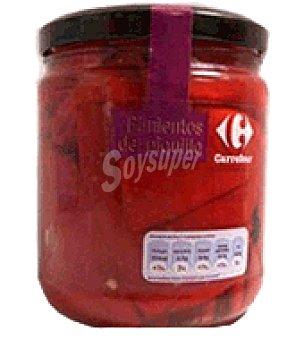 Carrefour Pimientos del piquillo enteros 380 g