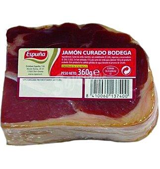 Espuña Taco jamon curado bodega 360 G