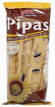 Anitin Rosquilletas planas con pipas Pack 2 u - 200 g