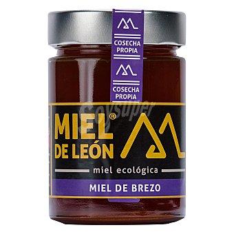 Miel de brezo ecológica Miel de León 450 g