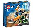 Juego de construcciones Equipo de especialistas con 62 piezas City 60255  LEGO