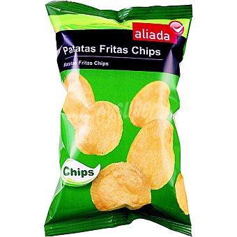 Aliada Patatas fritas chips Bolsa 160 g