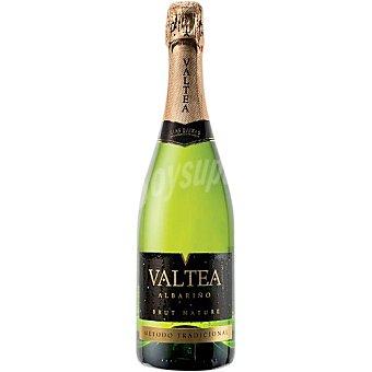 Valtea Vino espumoso extra brut albariño Botella 75 cl
