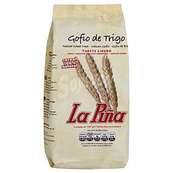 La Piña Gofio de trigo sabor ligero 500 g