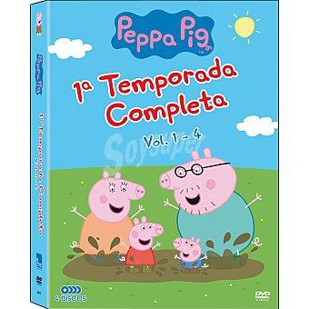 PEPPA PIG 1ª Temporada DVD