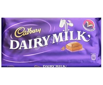 Cadbury Dairy Milk Chocolate con Leche 230 Gramos