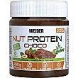 Nut Proteine crema de cacao crujiente para untar de avellanas y cacao hiperproteica baja en azúcares y sin aceite de palma Bote 250 g Weider
