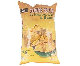 Auchan Nachos de maíz con sabor a queso 300 gramos
