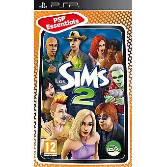 PSP Videojuego Los Sims 2 Essentials  1 Unidad