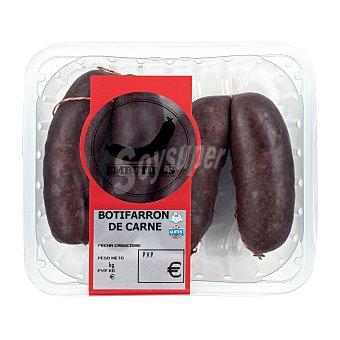 Embutidos Martínez Botifarron carne Unidad 300 gr