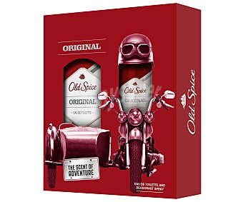 OLD SPICE Original Colonia para hombre 100 ml