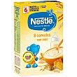 Papilla de 8 cereales con miel a partir de 6 meses 600 g Nestlé