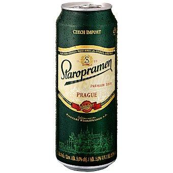 STAROPRAMEN Pils Cerveza rubia checa Lata 50 cl