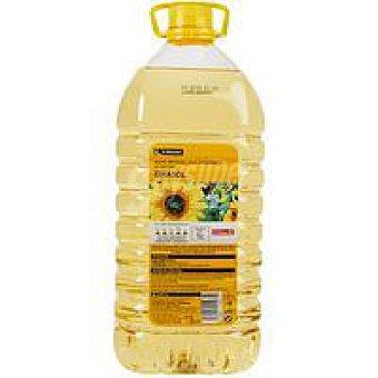 Eroski Aceite de girasol Garrafa 5 litros