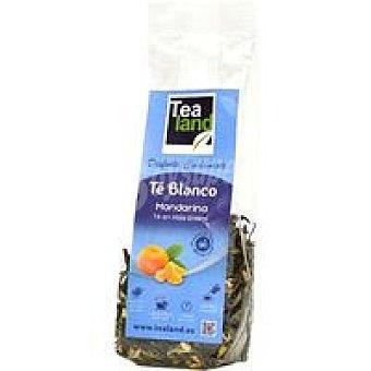 Tealand Té blanco mandarina bolsa 30 g