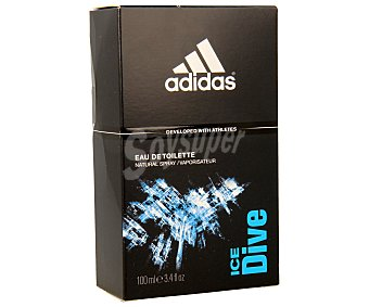 Adidas Colonia masculina ice dive spray 100 ml