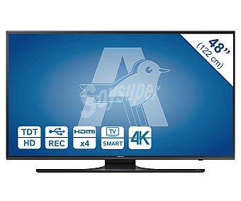 """Samsung Televisión 48"""" LED 48JU6500 1 unidad"""