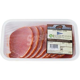 Hipercor Lomo adobado extra de cerdo en filetes peso aproximado Bandeja 500 g