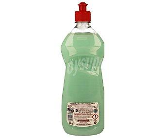 Auchan Lavavajillas concentrado de mano dermo 1 litro