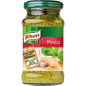 KNORR Salsa pesto Frasco de 185 g