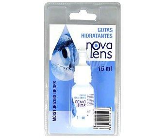 Nova lens Gotas hidratantes para evitar la sensación de sequedad ocular 15 ml