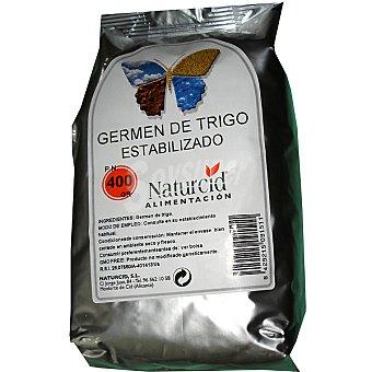 NATURCID Germen de trigo estabilizado Bolsa 400 g
