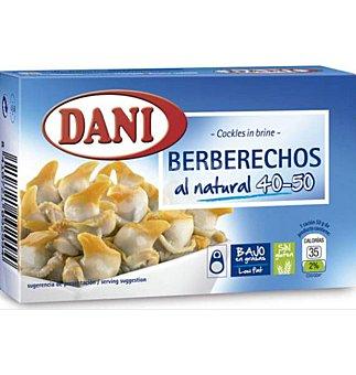 Dani Berberecho 40/50 natural 58 GRS