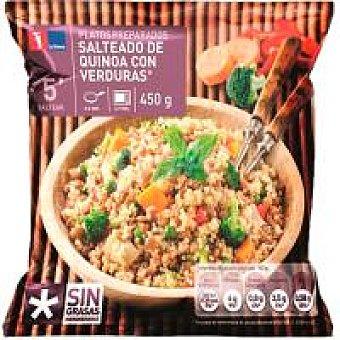 La Sirena Salteado de quinoa-verduras Bolsa 450 g