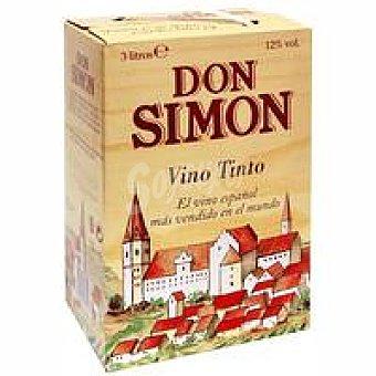Don Simón Vino Tinto Garrafa 3 litros