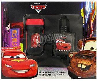 DISNEY CARS Estuche Navidad 1u