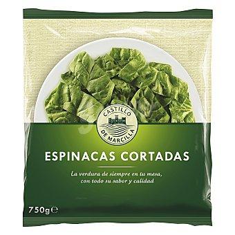 CASTILLO DE MARCILLA Espinacas cortadas 750 g
