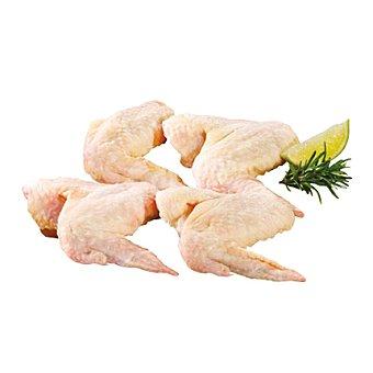 CARREFOUR HALAL Alas de pollo Bandeja de 600.0 g.