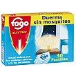 Insecticida volador electrico antimosquitos recambio 30 pastillas 30 pastillas Fogo