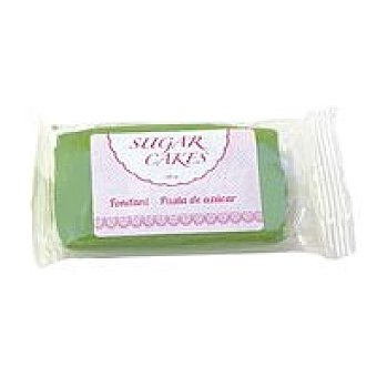 SUGAR CAKES Fondant verde Tableta 100 g