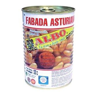 Central Lechera Asturiana Fabada Albo Lata 425 g