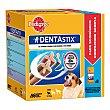 Snack para perros mini y pequeños 56 unidades - 880 gr Pedigree Dentastix