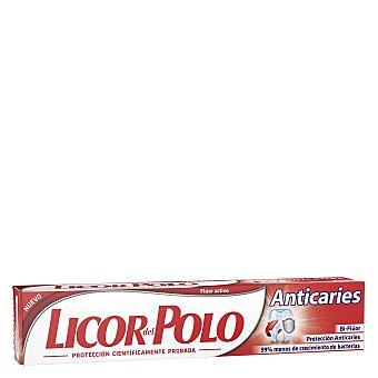 Licor del Polo Dentífrico fluor protect Tubo 75 ml