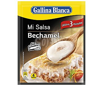 Gallina Blanca Salsa bechamel 56 g