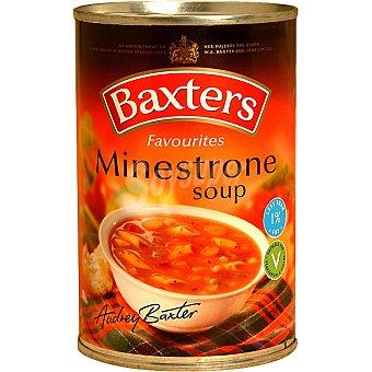 Baxters Sopa minestrone Lata 415 g