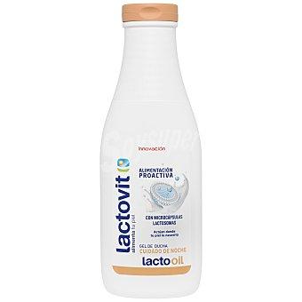 Lactovit Gel cremoso enriquecido con aceites y calcio Lactooil 600 ml