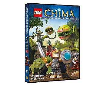 LEGO Legends of Chima. T.2 P1