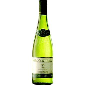 VIÑA CONTRERAS Vino blanco afrutado Botella 75 cl