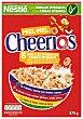 Anillos de cereal, avena integral tostado y miel 375 g Cheerios Nestlé