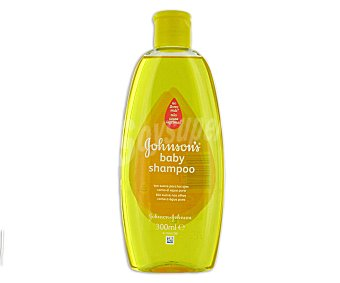 Johnson's Baby Champú gold 300 mililitros