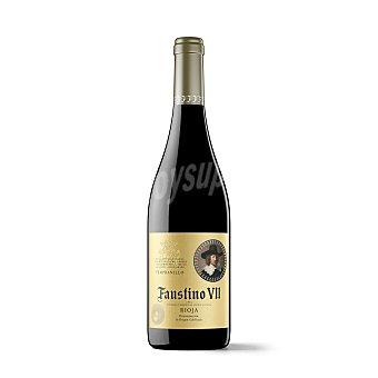 Faustino VII Vino tinto joven D.O. Rioja Botella de 750 ml