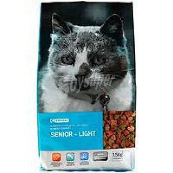 Eroski Alimento especialidad gatos senior 1,5kg