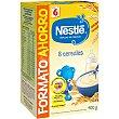 Papilla 8 cereales Caja 900 g Nestlé